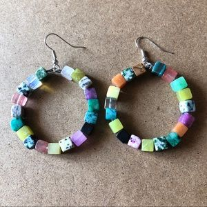 Jewelry - ✨FREE WITH PURCHASE✨ Handmade Earrings